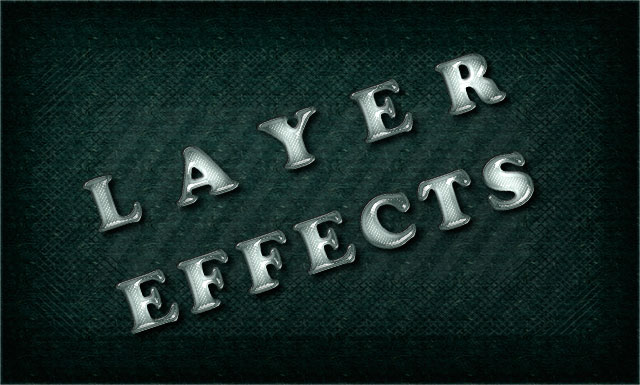 Rescale Layer Effects in Photoshop CS5