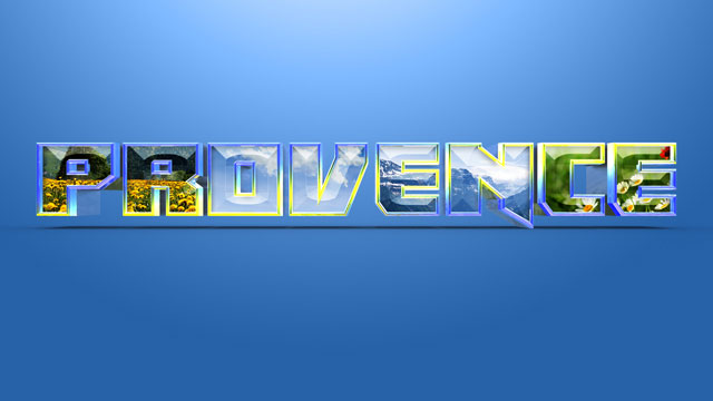 Combining Photos and 3D Text in Photoshop CS6 3D