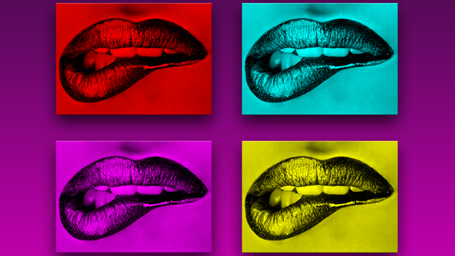 Pop Art Style Variations in Photoshop