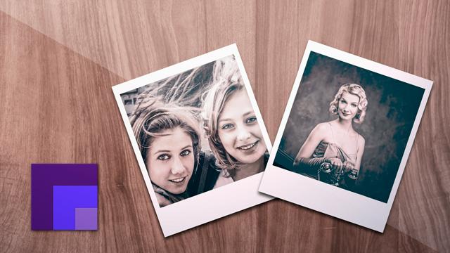 Classic Polaroid Border in Photoshop 2