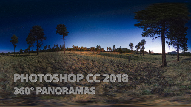 360 Panorama in Photoshop 2